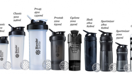 How to Choose the Size of Your Protein Shaker Bottle