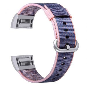 nylon fitbit charge 2 bands