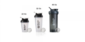 22,32,45 oz blender bottle