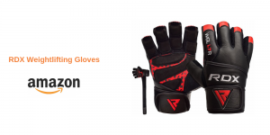RDX Weight Lifting Gloves
