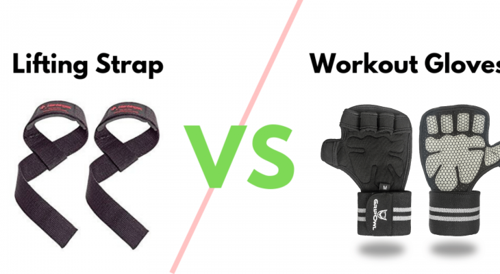 6 differences between lifting straps and workout gloves