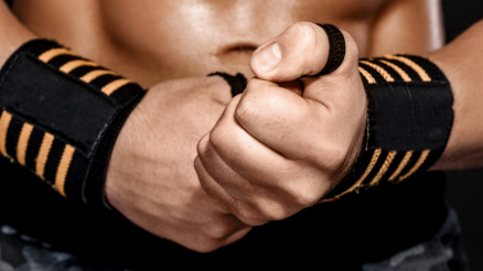 10 Wrist Wraps To Stabilize Your Heavy Overhead Lifts