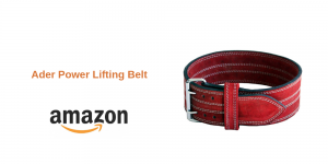 Ader Power Lifting Belt
