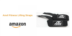 Anvil Fitness Lifting Straps