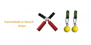 Cannonball or Nunchuck Grips