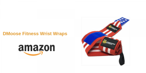 DMoose Fitness Wrist Wraps