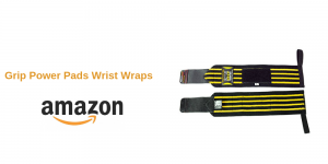 Grip Power Pads Wrist Wraps
