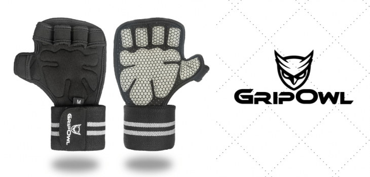 gripowl workout glove