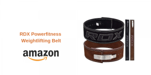 RDX Powerfitness Weightlifting Belt