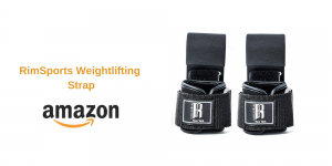 RimSports Weightlifting Strap