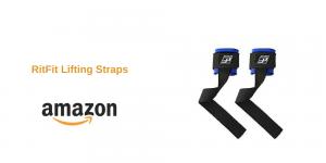 RitFit Lifting Straps