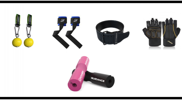 Weight lifting accessories that will boost your workout