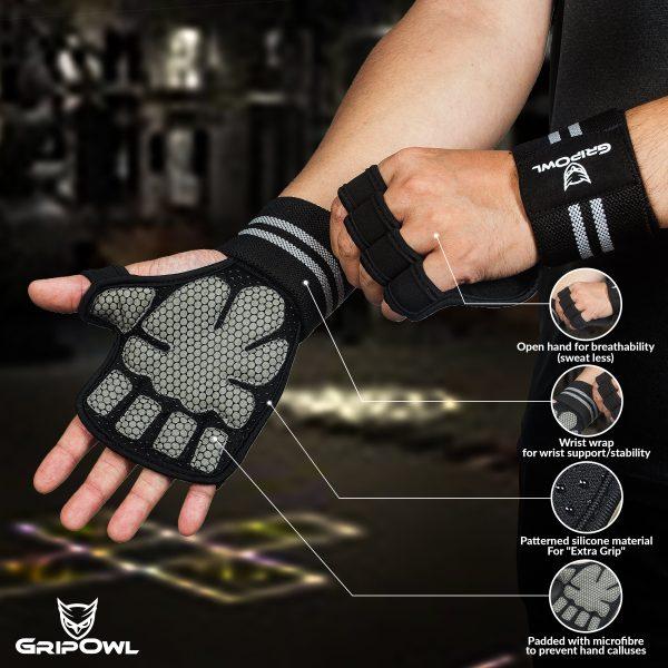 gripowl exercise glove