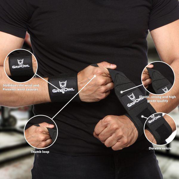 wrist wraps for training