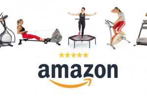 5 Amazon Best Rated Exercise and Fitness Equipments