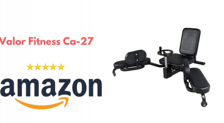 Valor Fitness Ca-27 Leg Stretch Machine Review